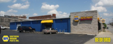 Bedford NAPA Auto Parts - Southern Indiana Parts Inc