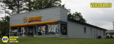 Versailles NAPA Auto Parts - Southern Indiana Parts Inc